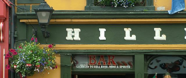 Pub in Milltown Malbay